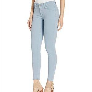 Mavi Jeans Alexa Ankle Skinny in Zen Blue Twill